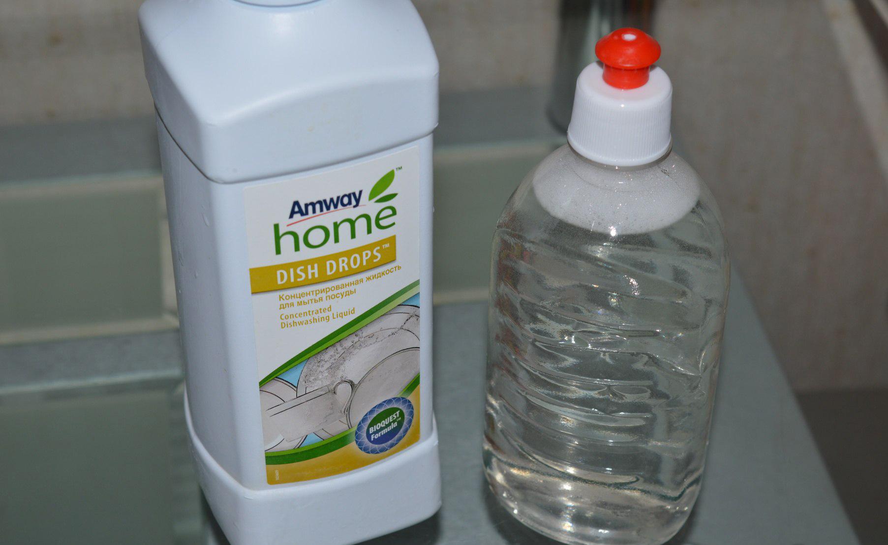 Средство для посуды Амвей