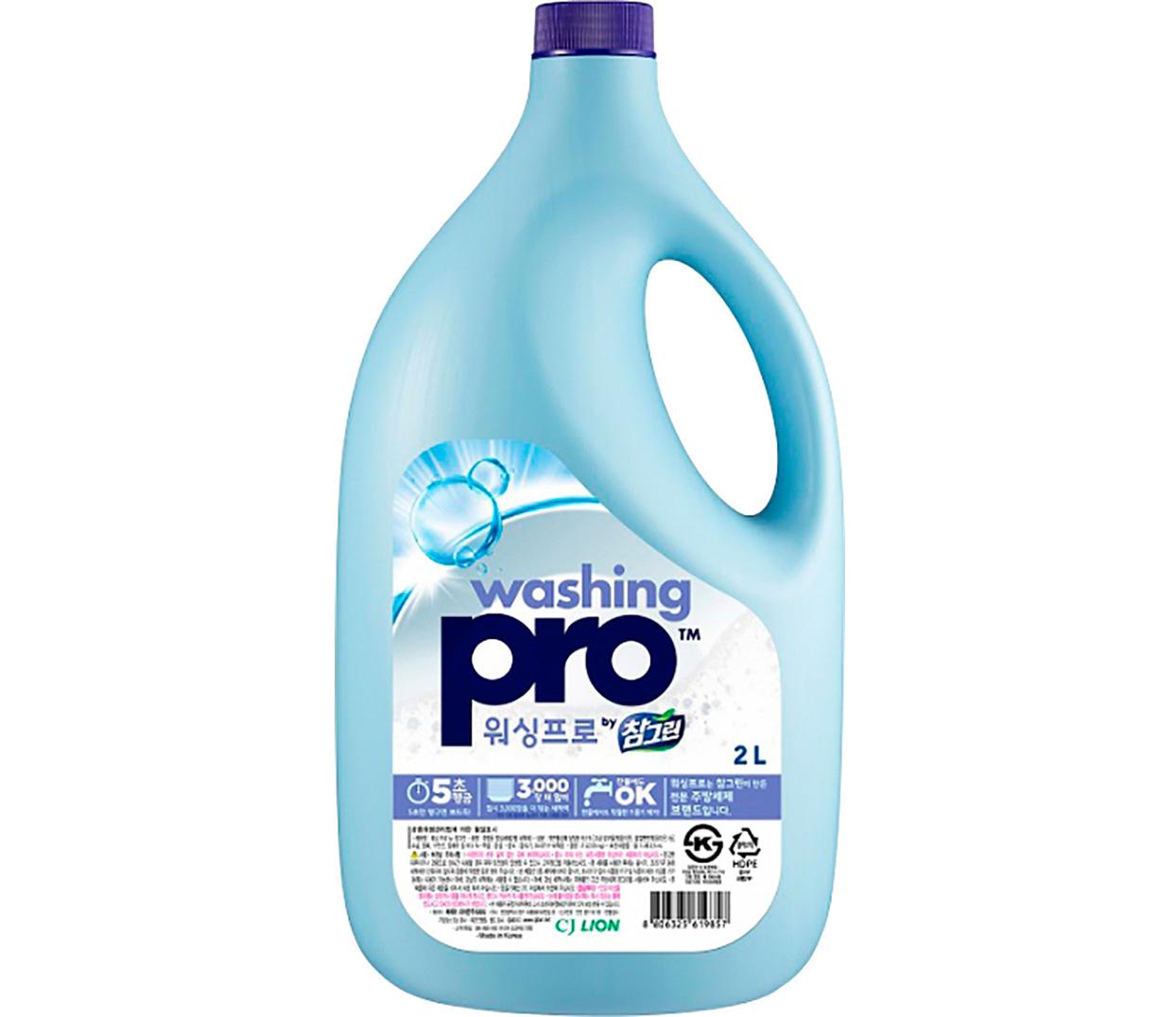 Средство для мытья посуды Lion Washing Pro