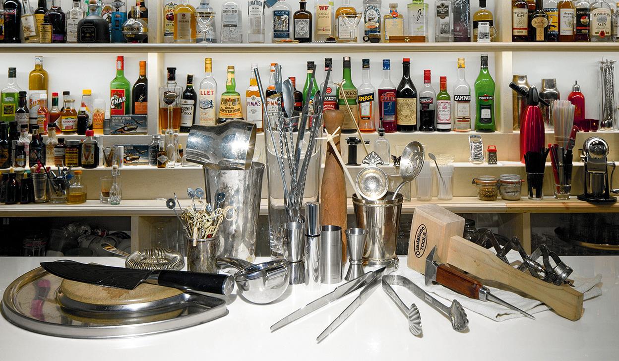 Барная посуда и инвентарь