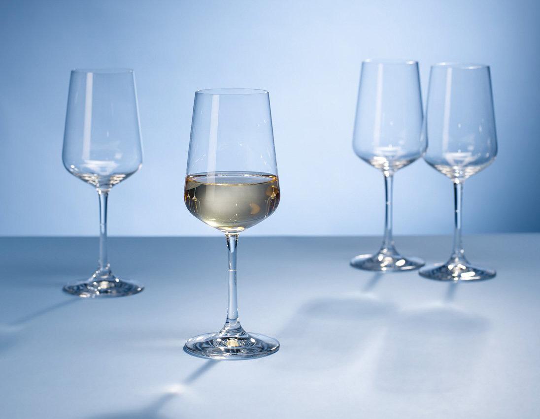 Бокалы для белого вина