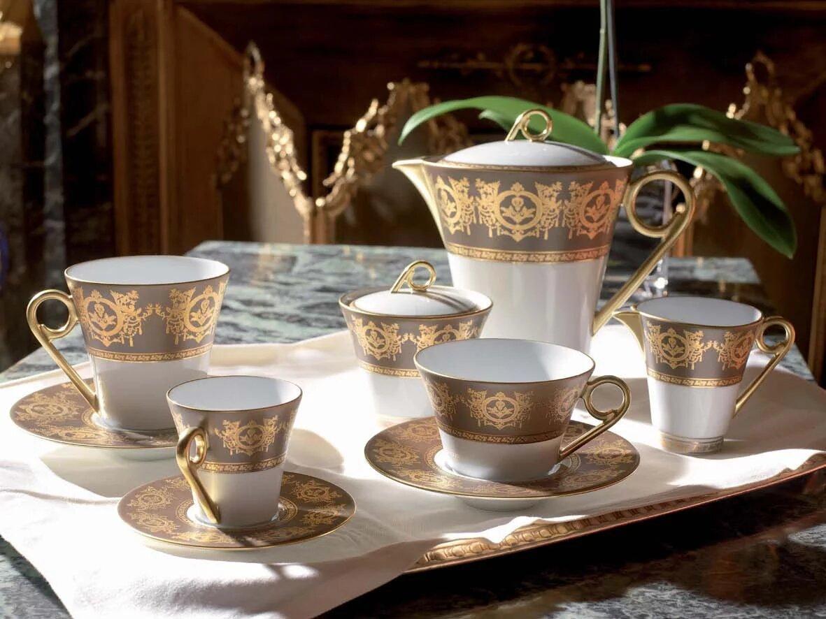 Фото чайного набора