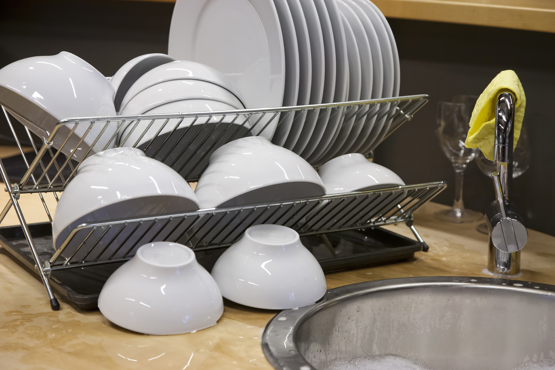 Фото чистых тарелок