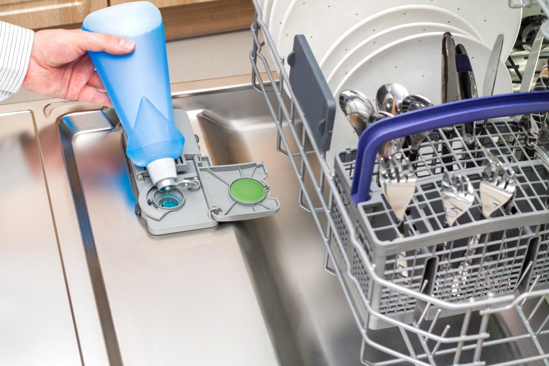 Гель для посудомоечной машины