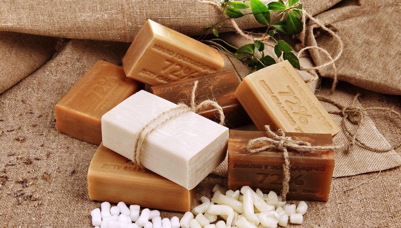Фото хозяйственного мыла