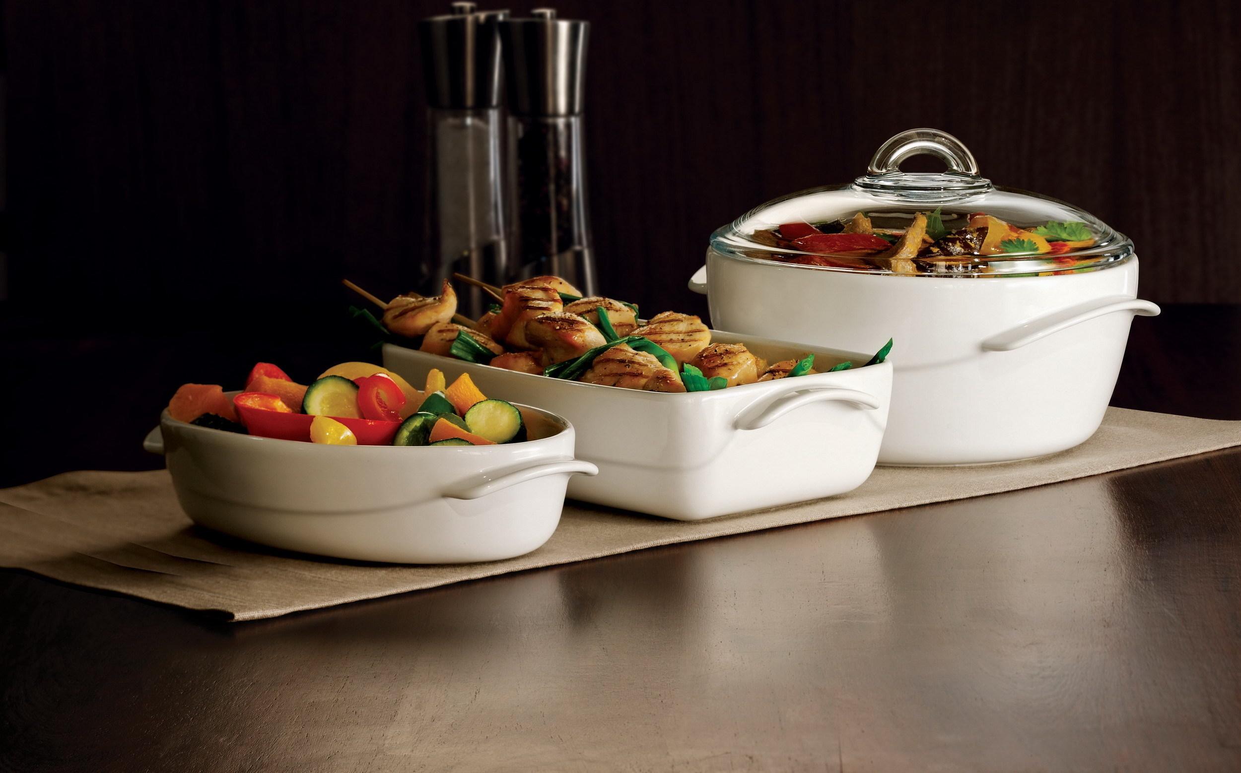 Фото керамической посуды