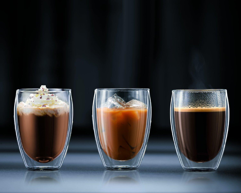 Кофе в стаканах