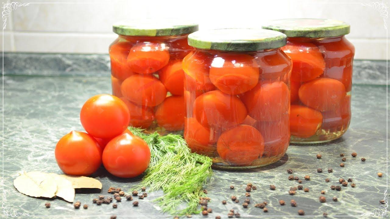 Консервация из помидоров
