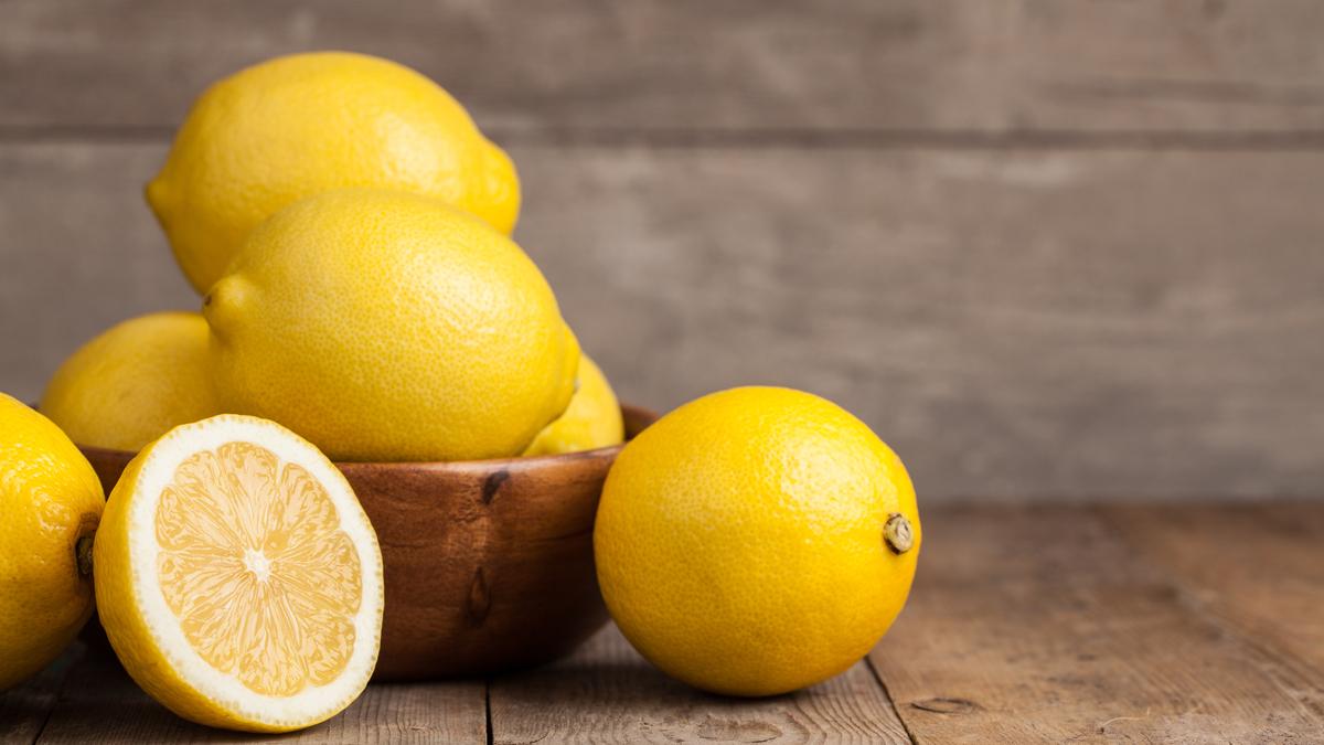 Фото лимонов