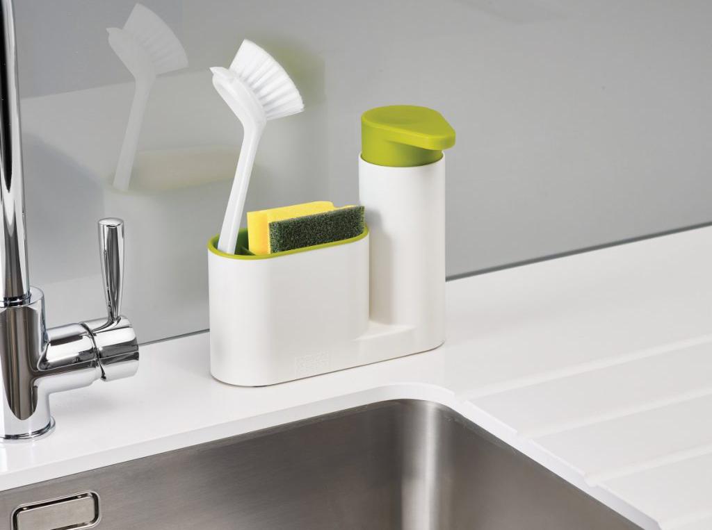 Моющее средство с губкой