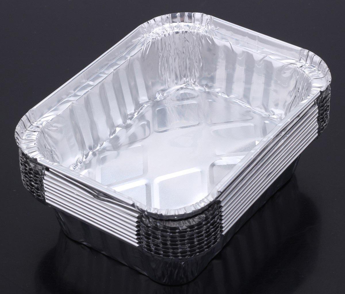 Одноразовая алюминиевая посуда