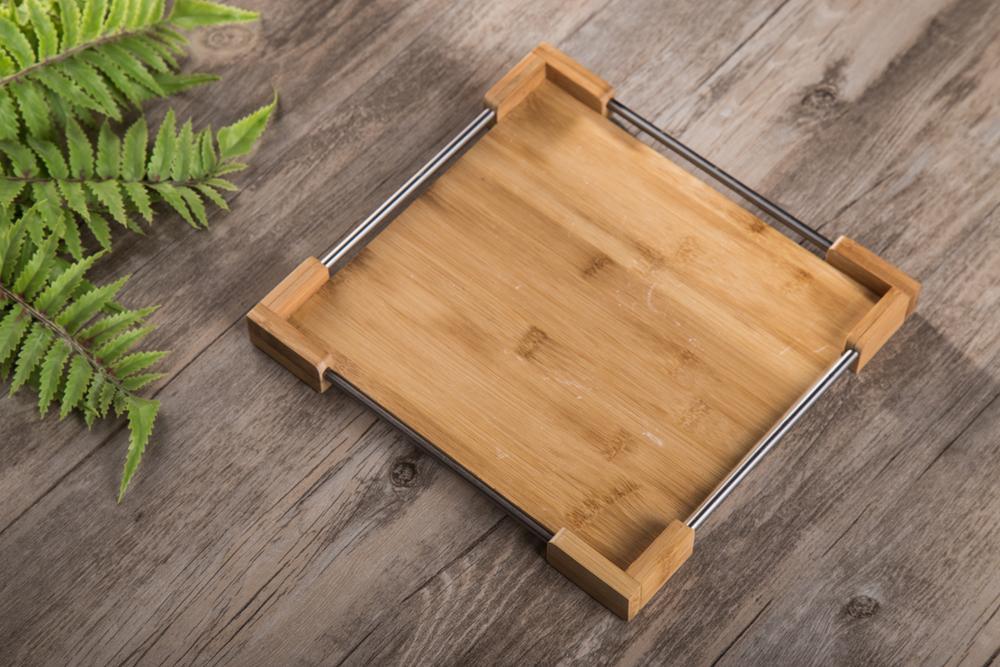 Фото деревянного подноса