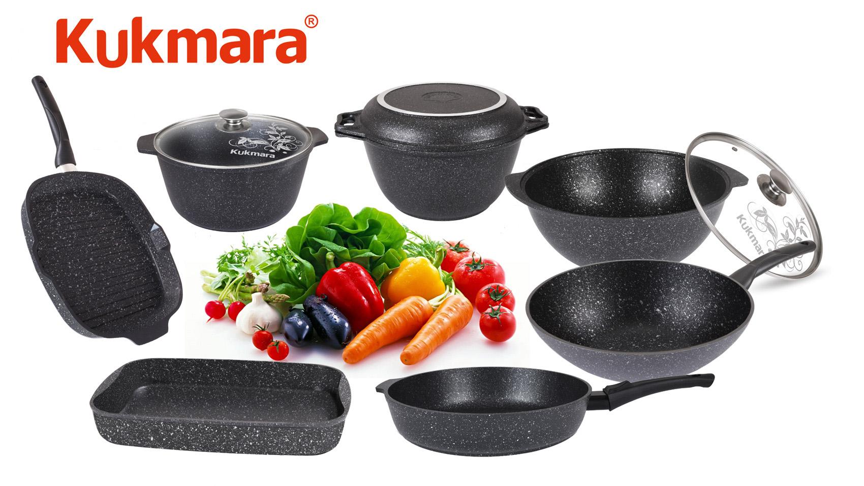 Посуда Kukmara