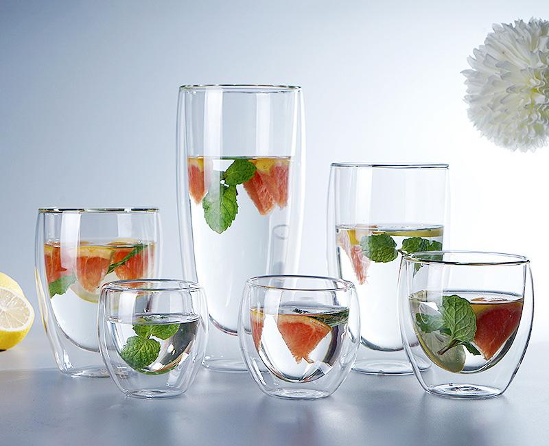 Фото стаканов с напитками