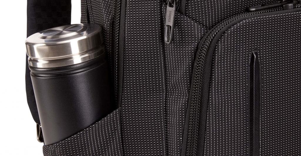Термокружка в отделении рюкзака
