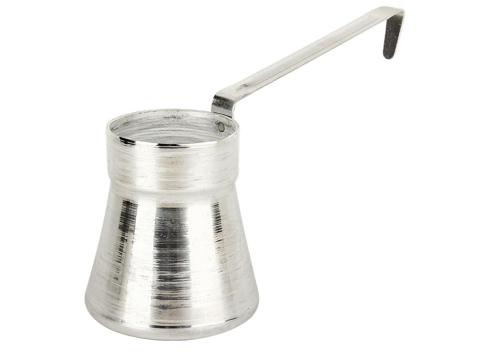 Алюминиевая турка для кофе
