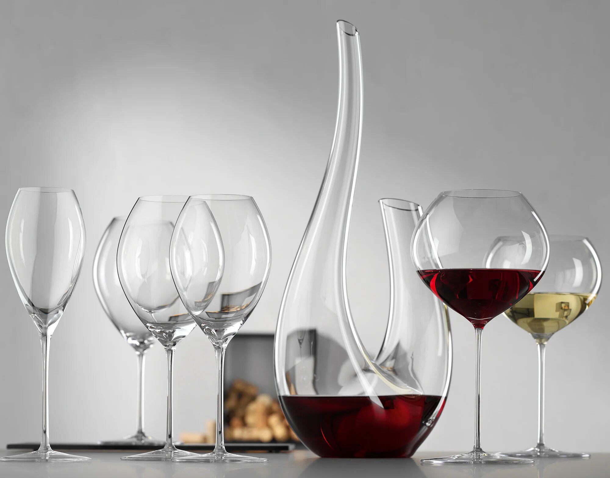 Бокалы Spiegelau с вином