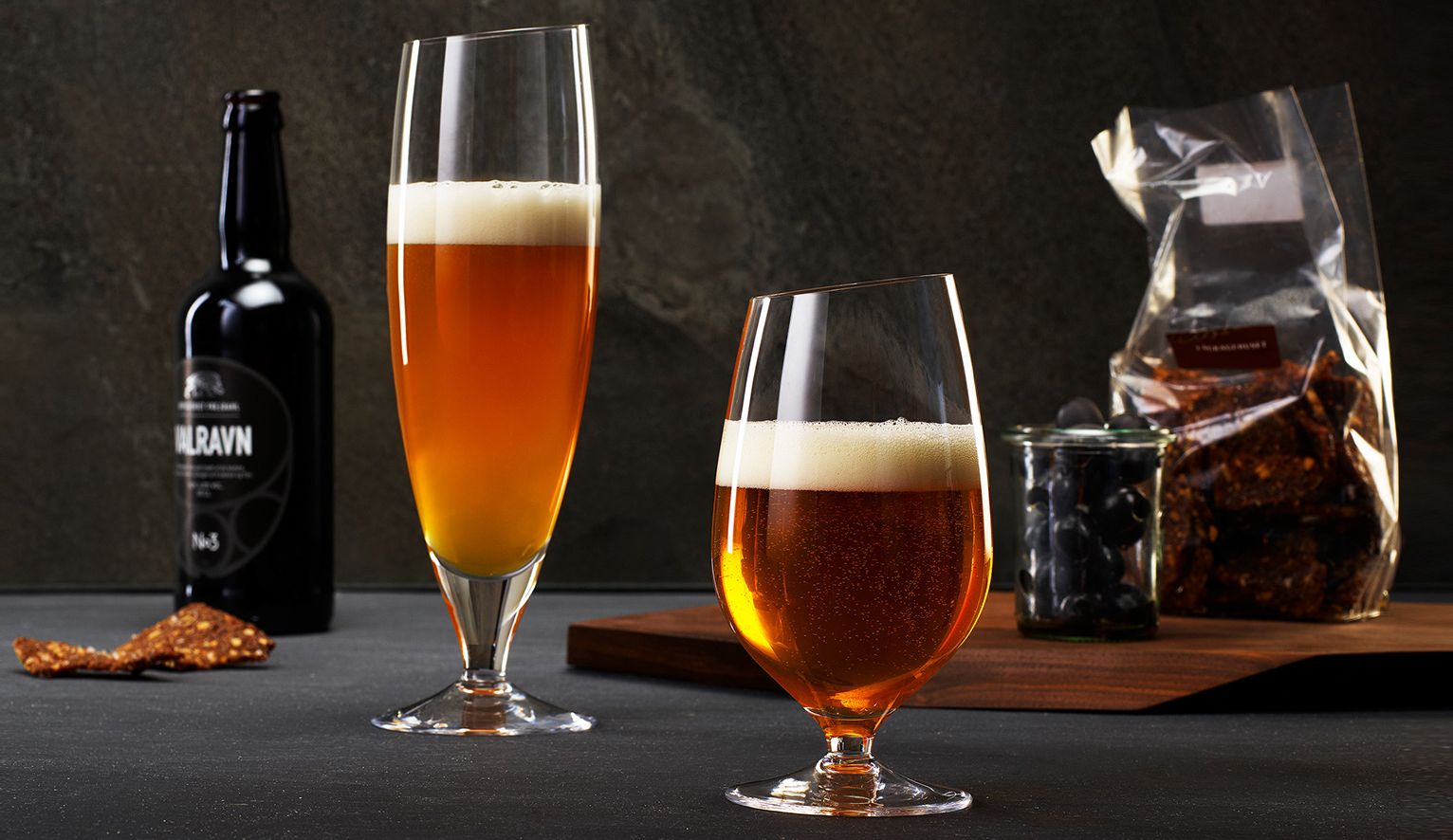 Фото бокалов с пивом