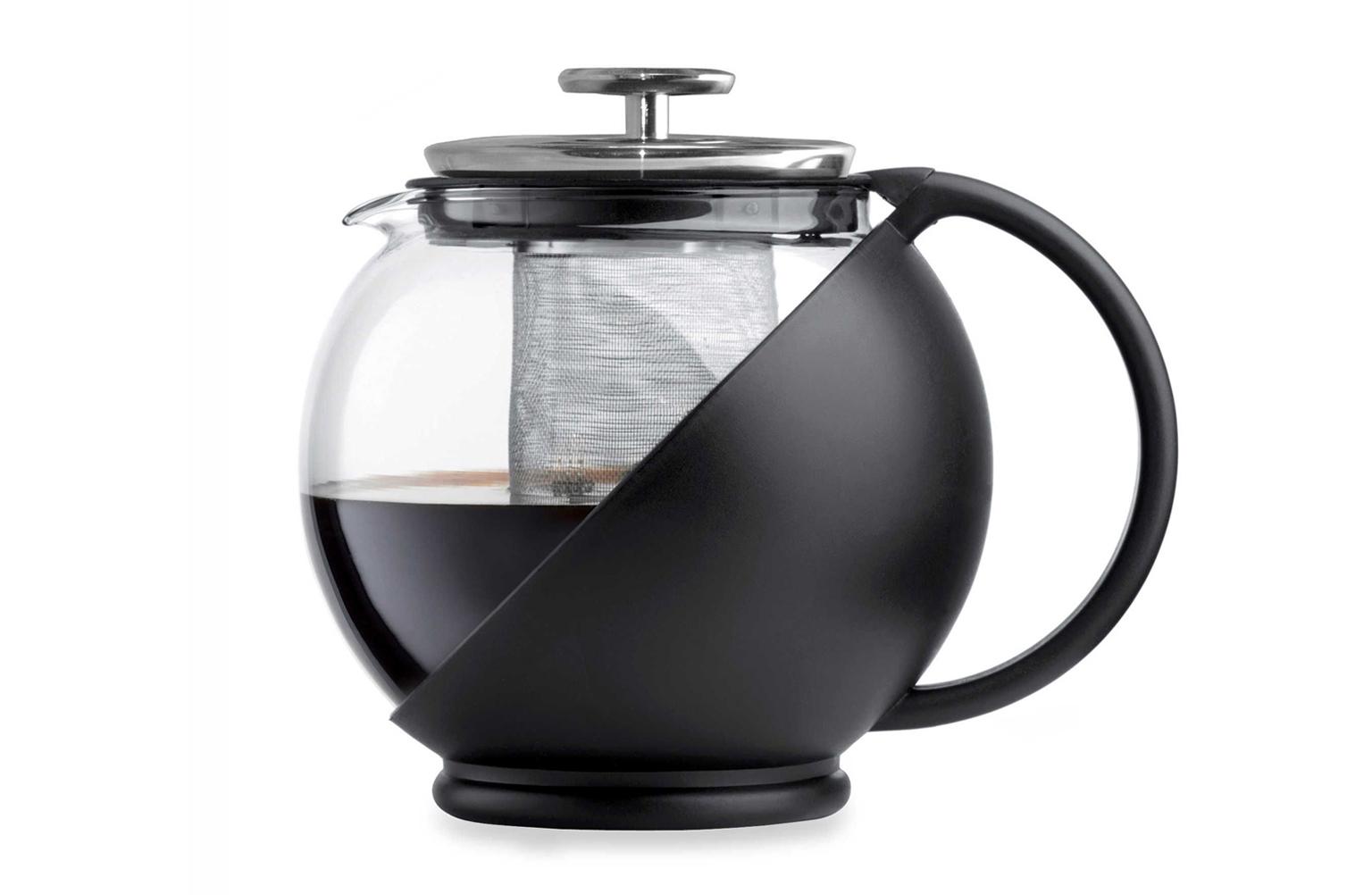 Чайник с двойным дном