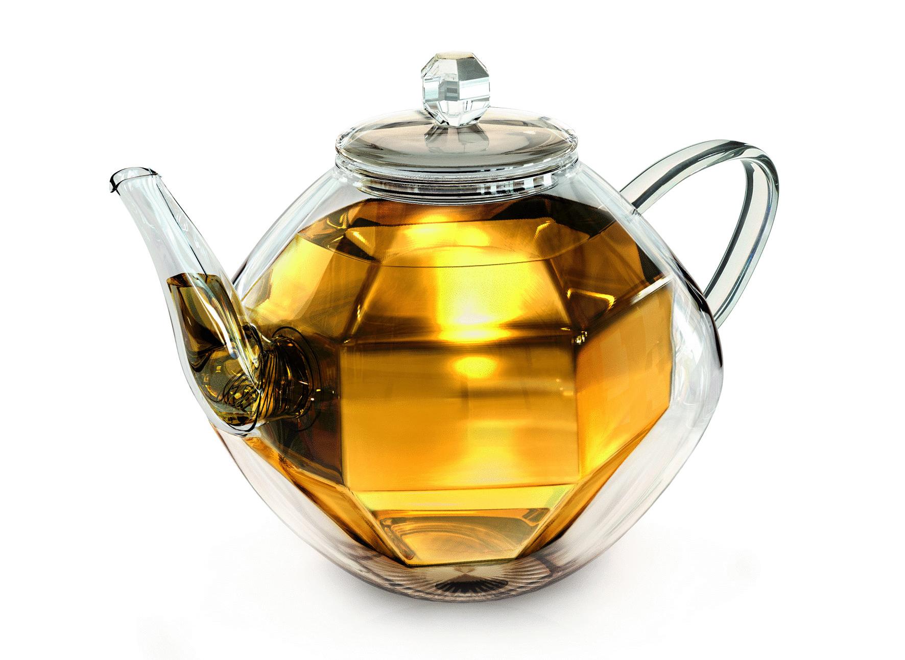 Чайник с двойными стенками
