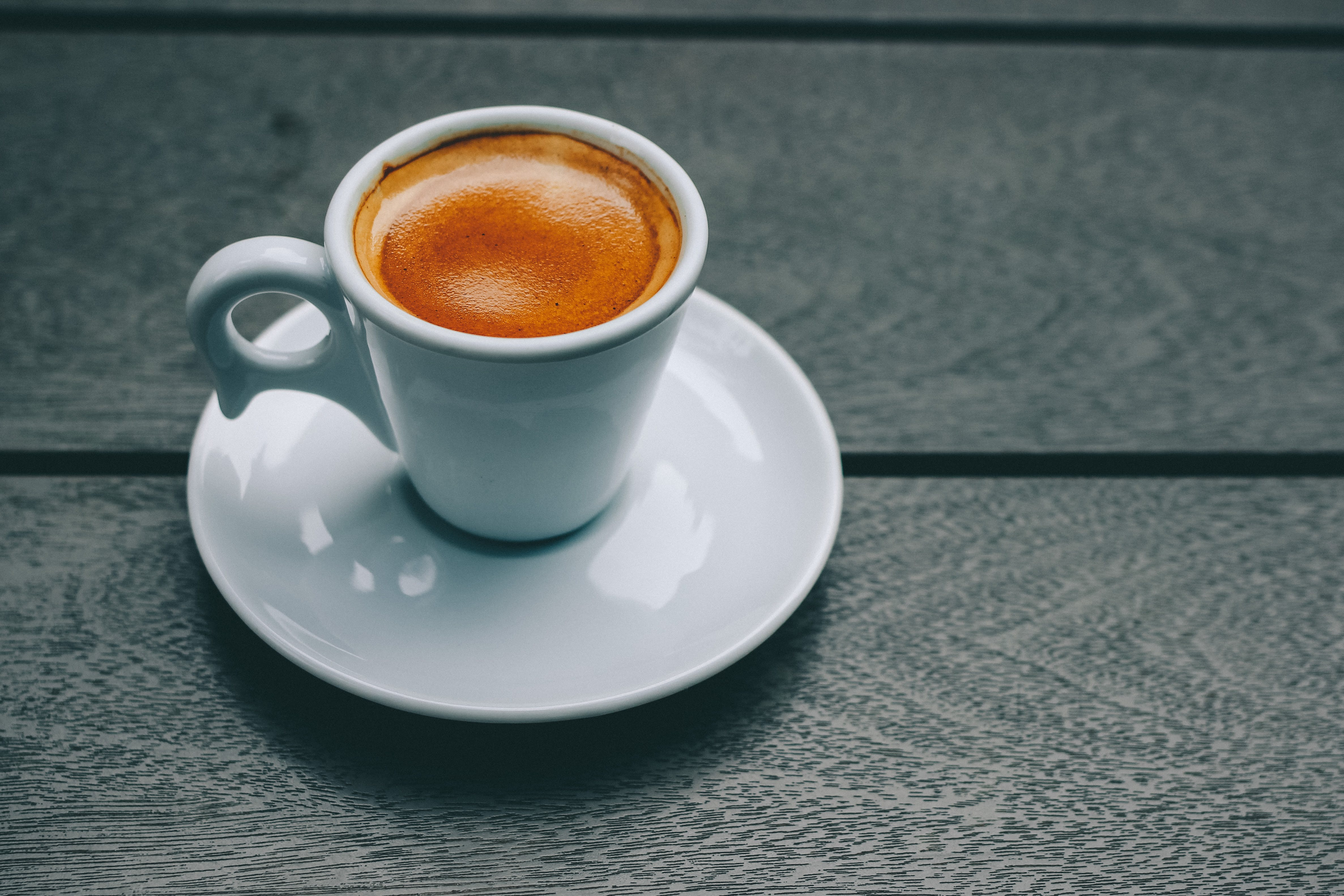 Чашка с эспрессо