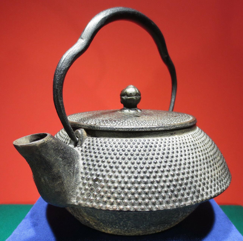 Чугунный чайник Nanbu Tekki