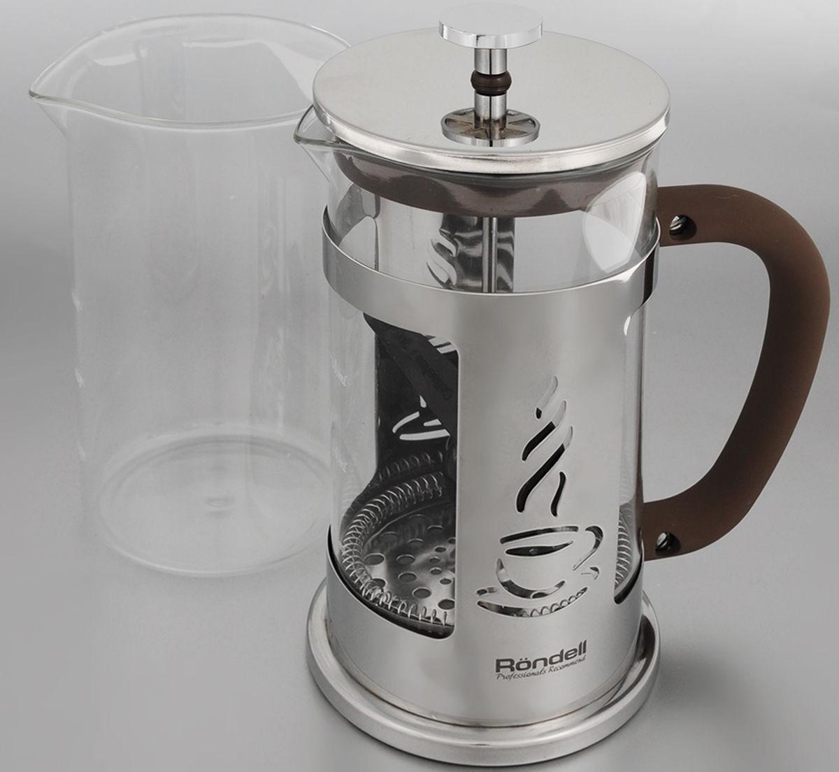 Френч-пресс Rondell Mocco&Latte RDS-490