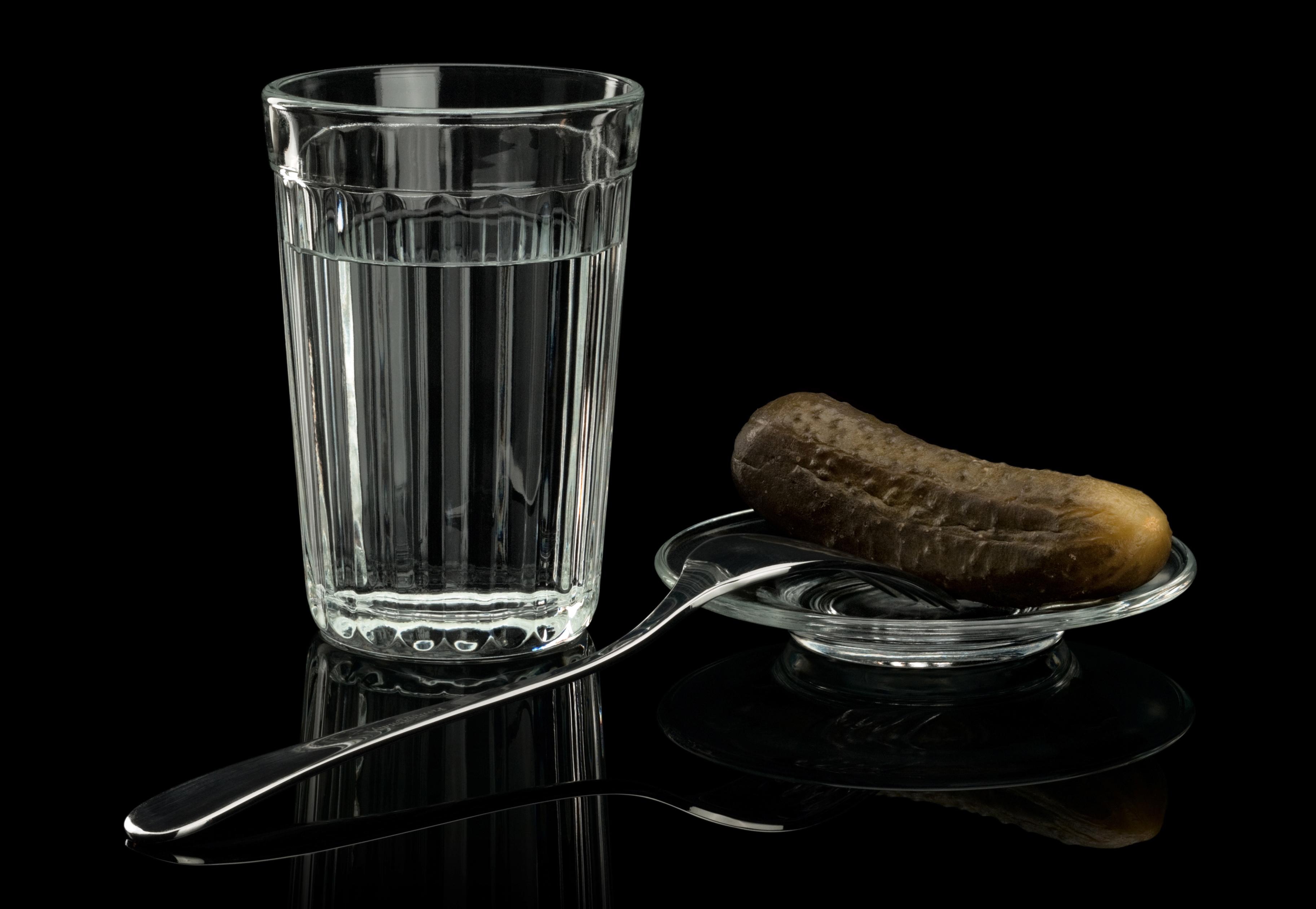 Фото граненого стакана
