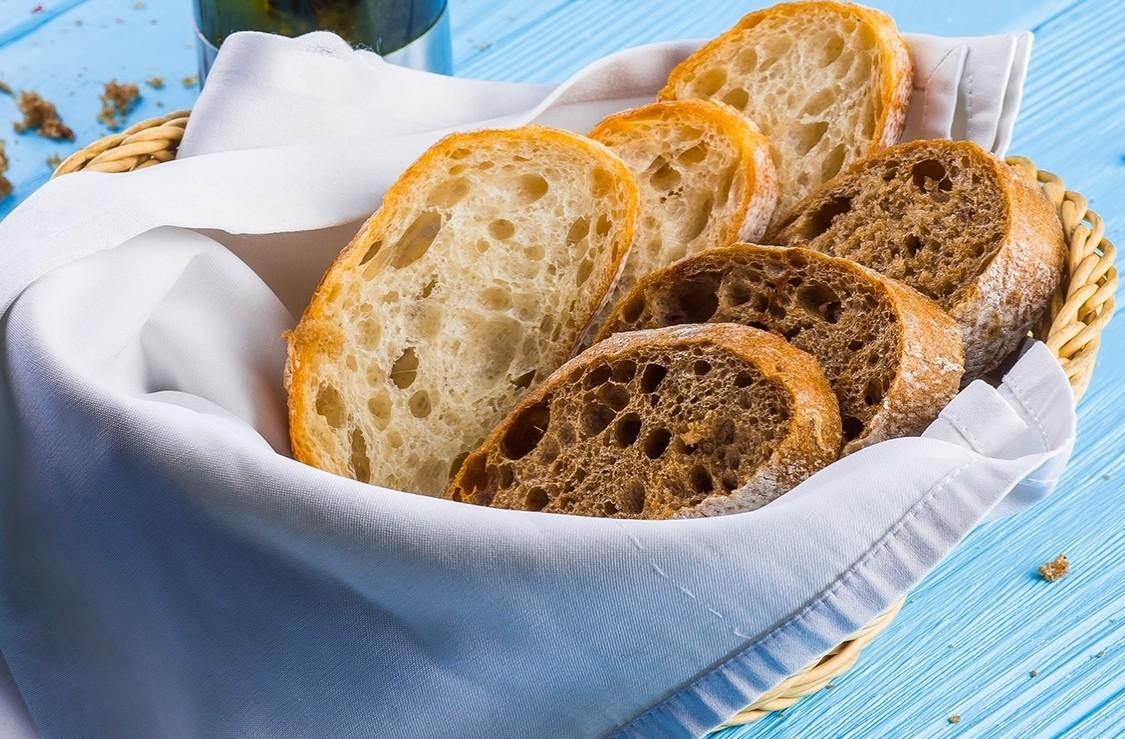 Фото хлебной тарелки
