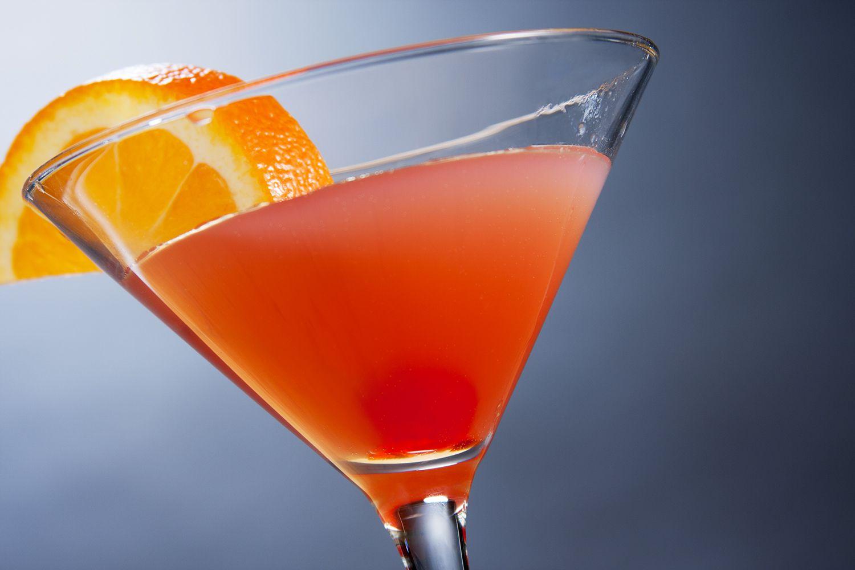 Фото мартини с соком