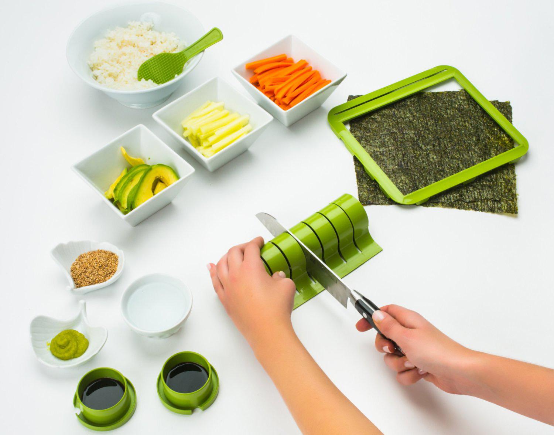 Фото набора для суши