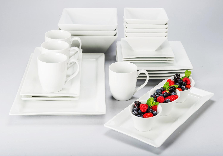 Фото набора посуды