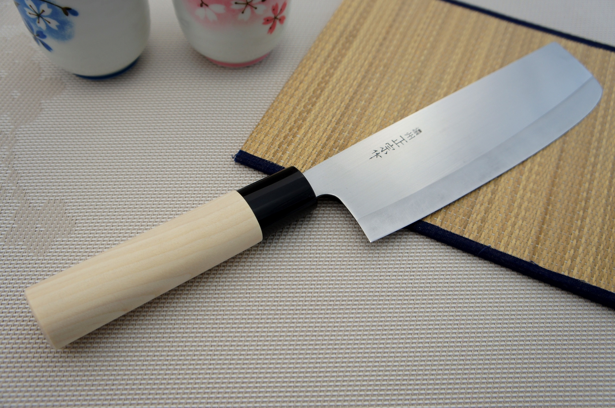 Фото ножа Накири-бочо