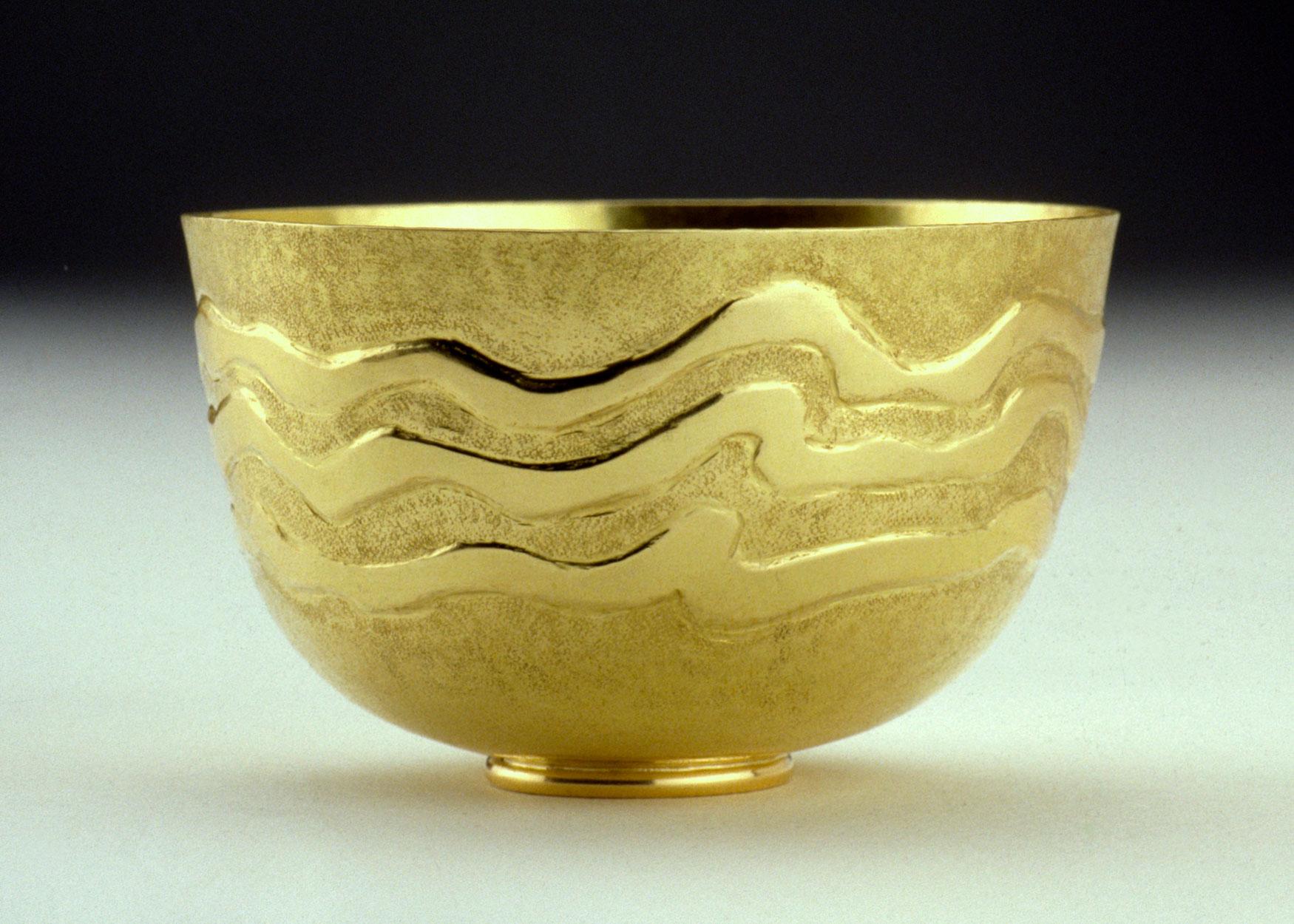 Фото пиалы из золота