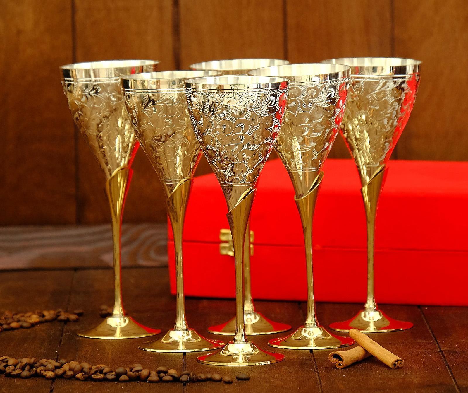 Подарочный набор бокалов