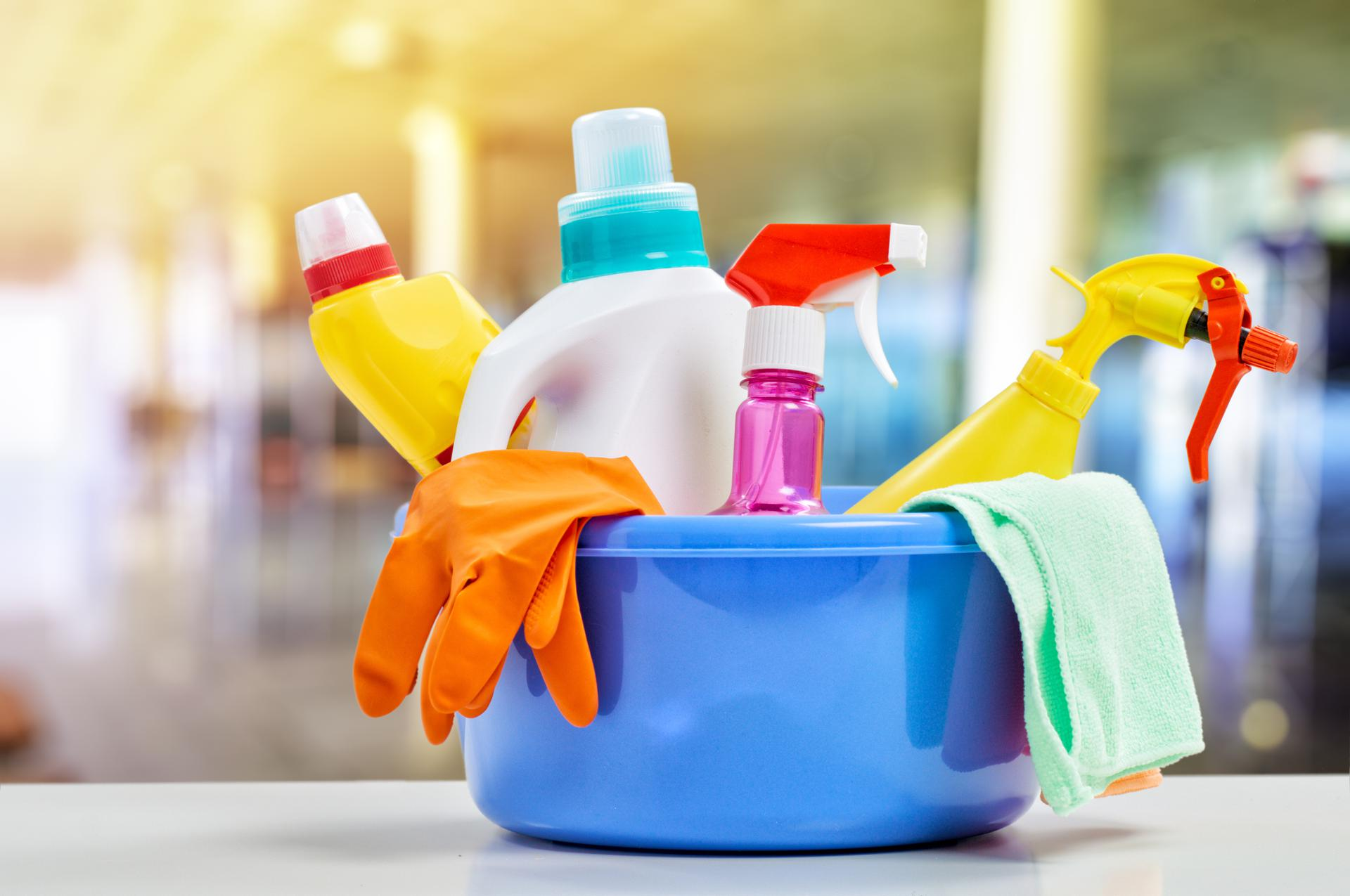 Синтетические моющие средства
