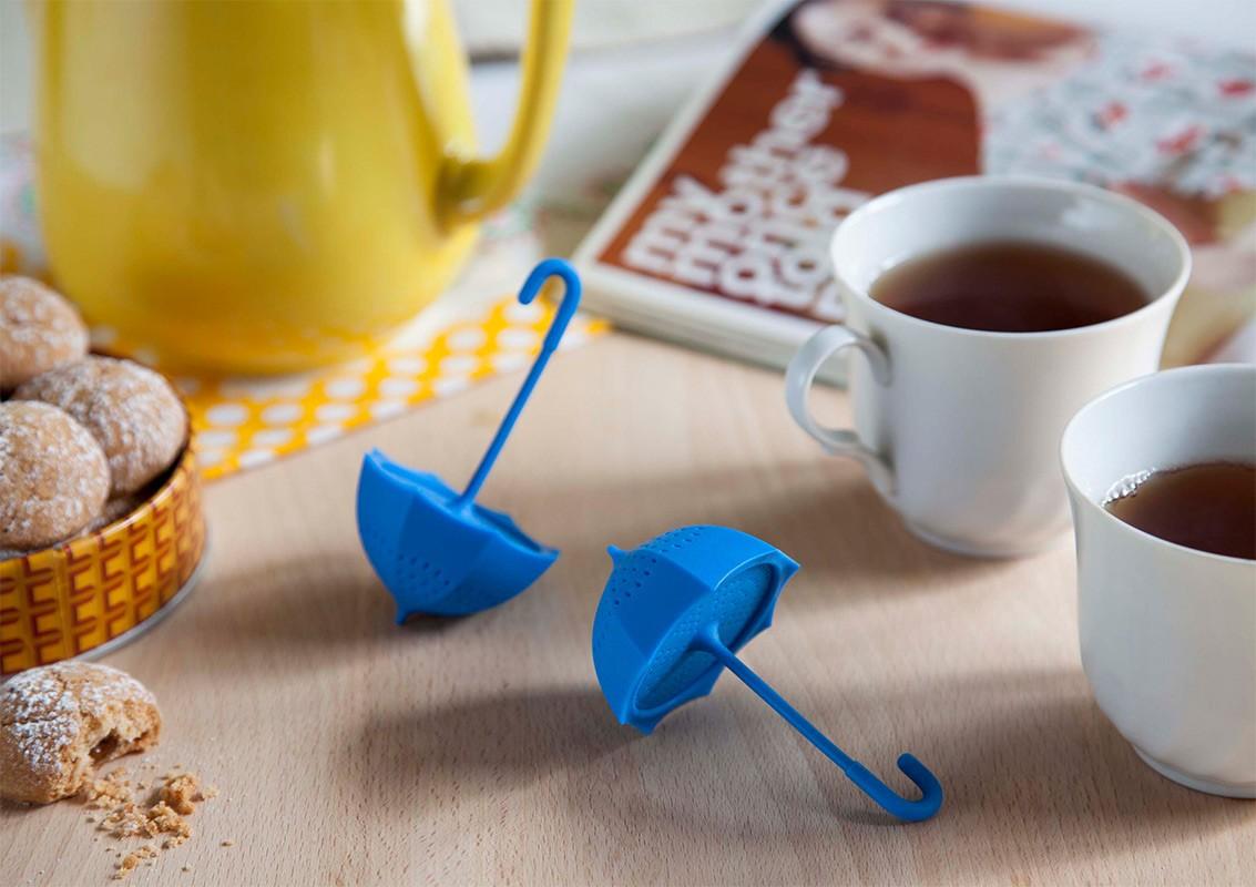 Ситечко для чая из силикона