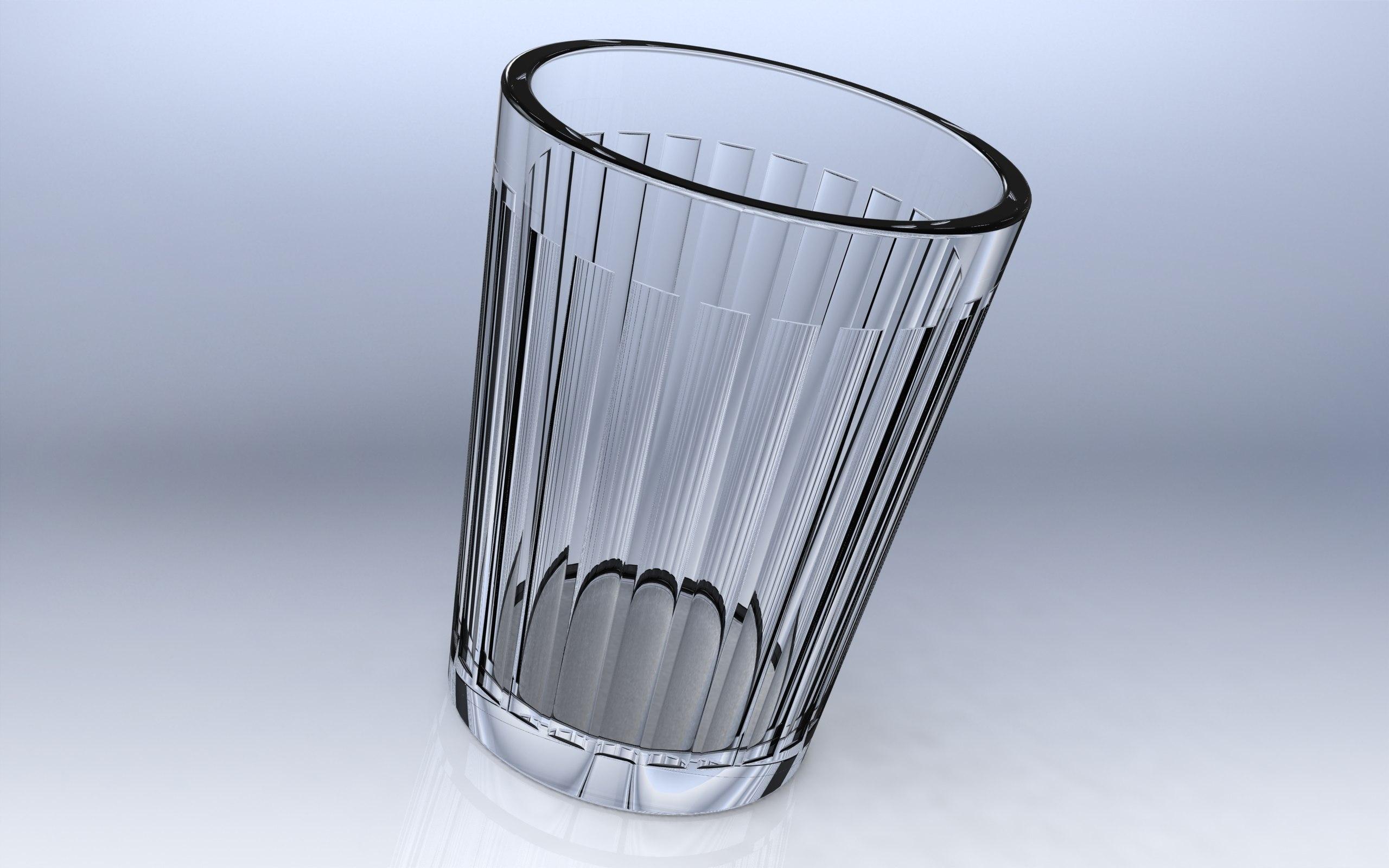 Фото стакана граненого