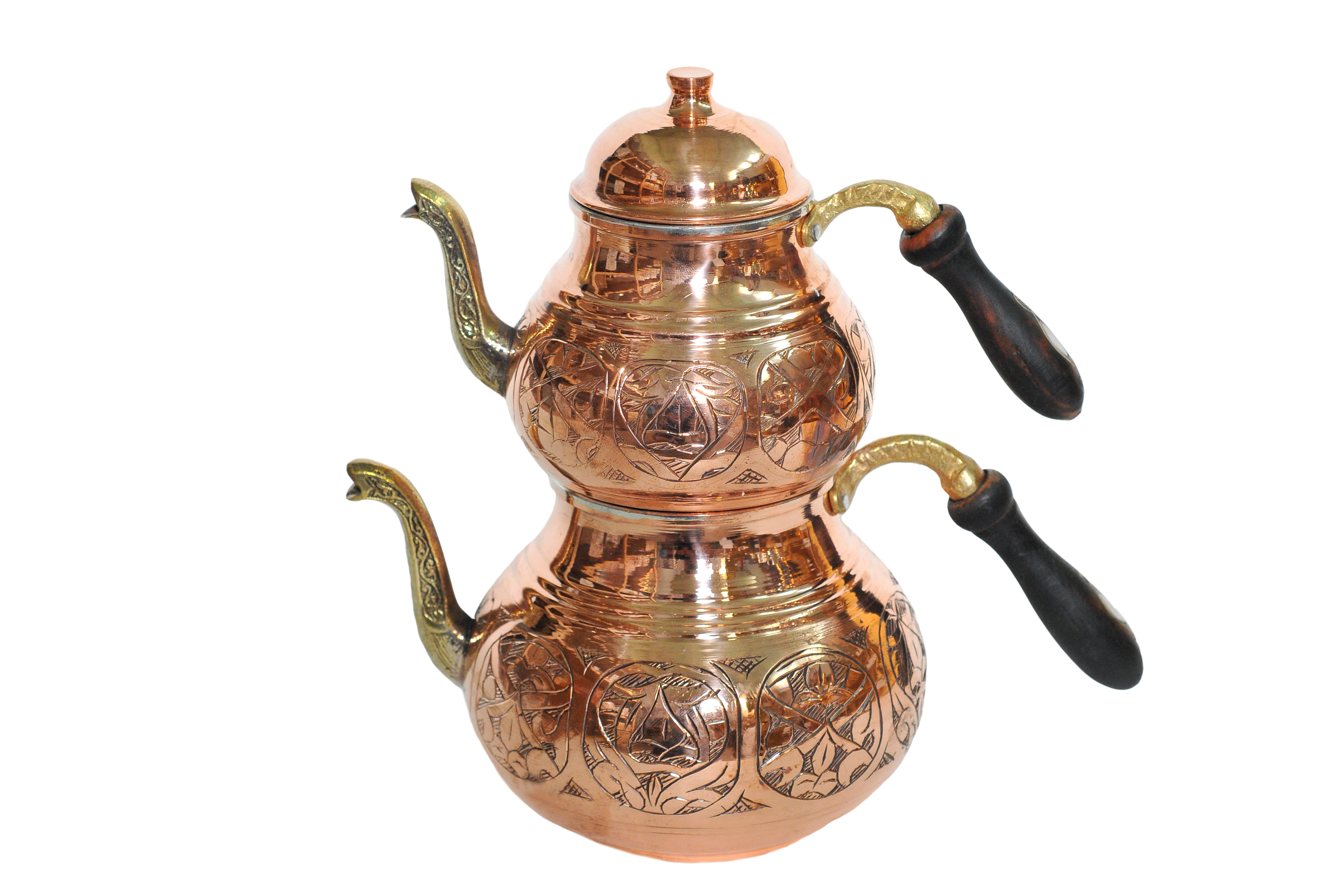 Турецкий чайник для заварки