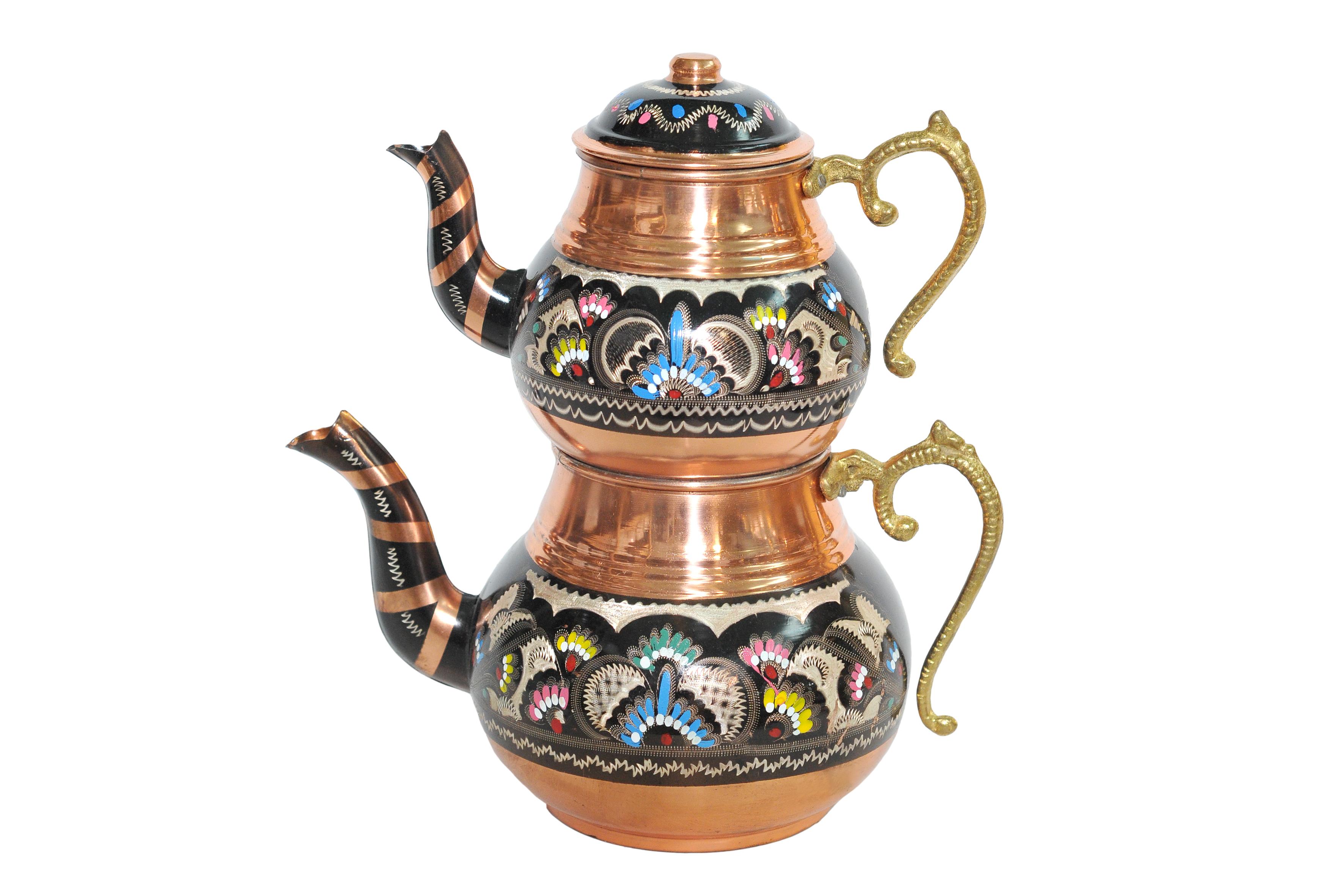 Фото турецкого чайника