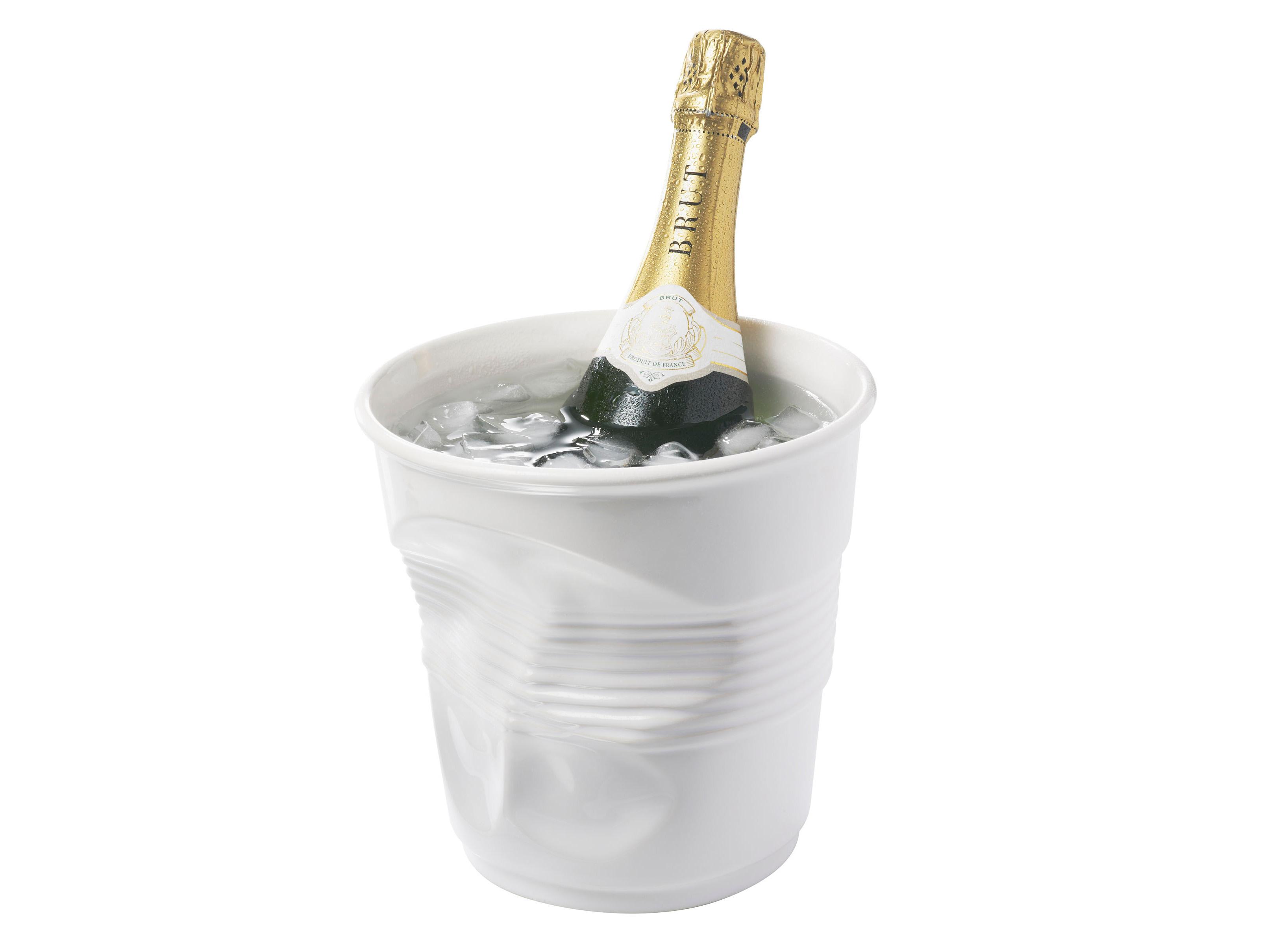 Ведро для шампанского из фарфора