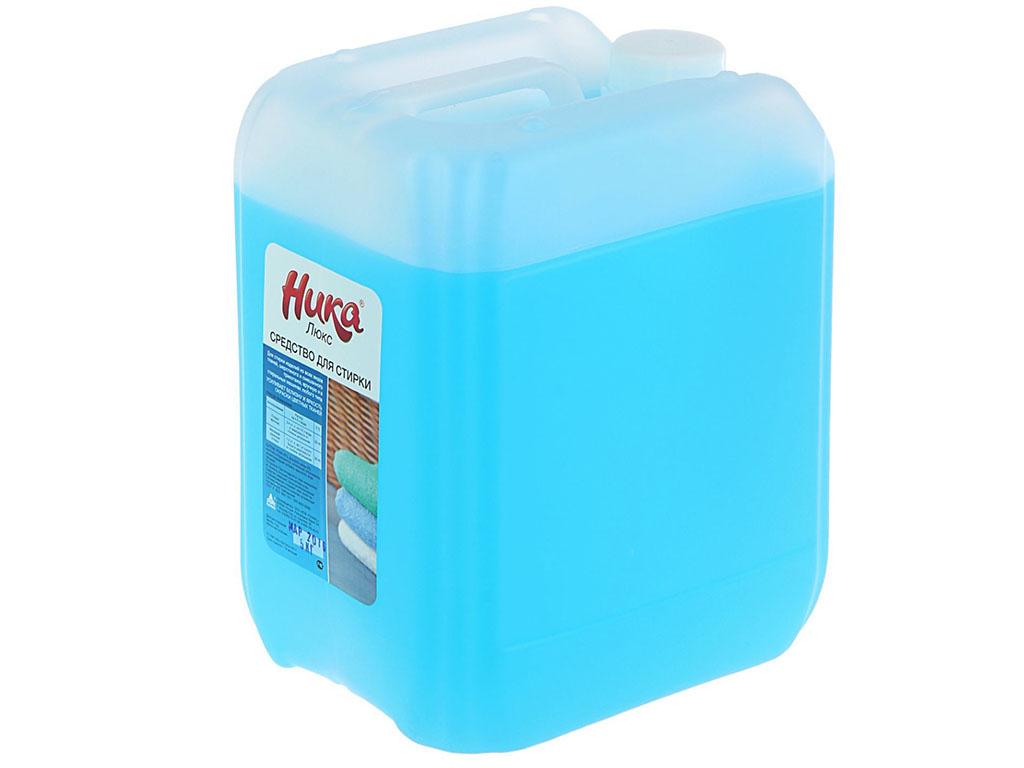 Жидкое моющее средство Ника-Люкс