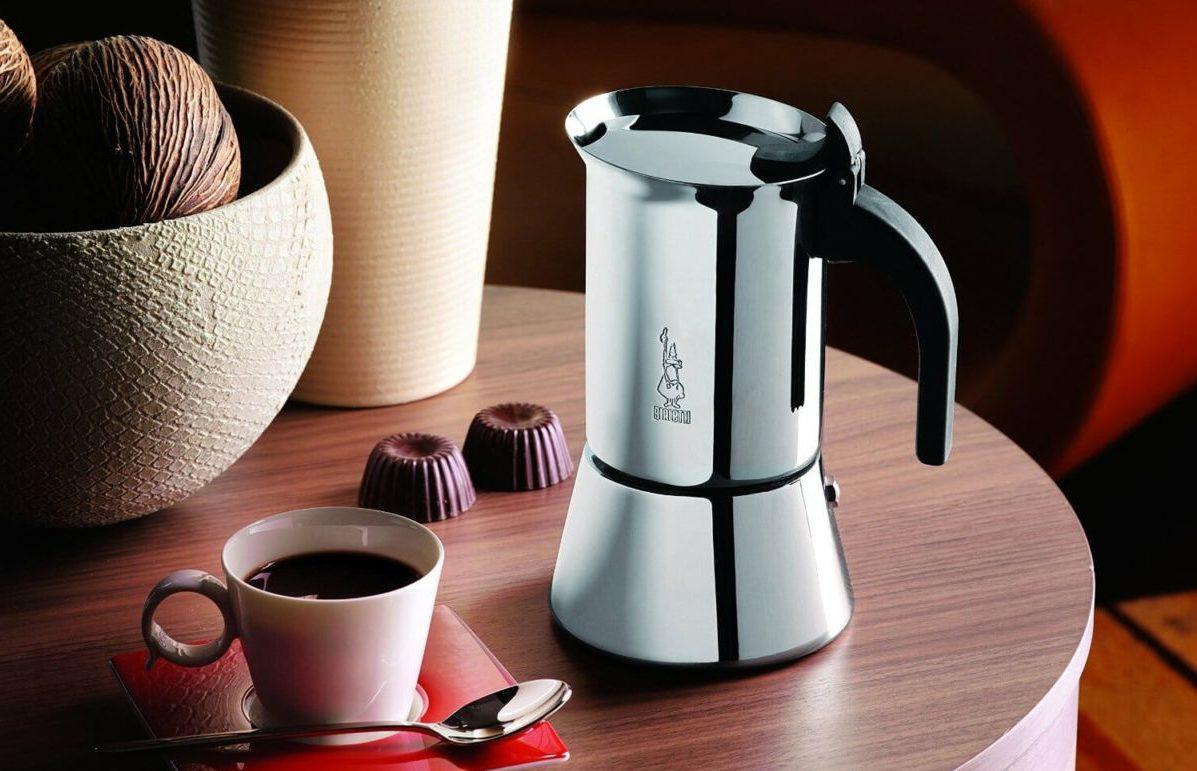 Заварочный чайник для кофе