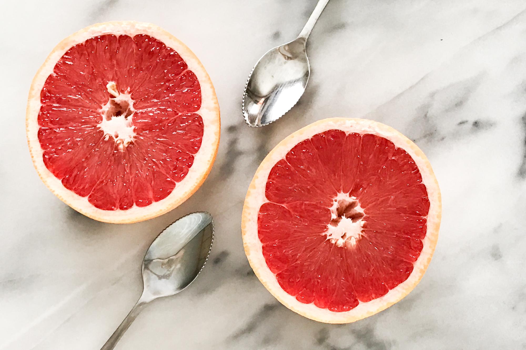 Ложка для грейпфрута