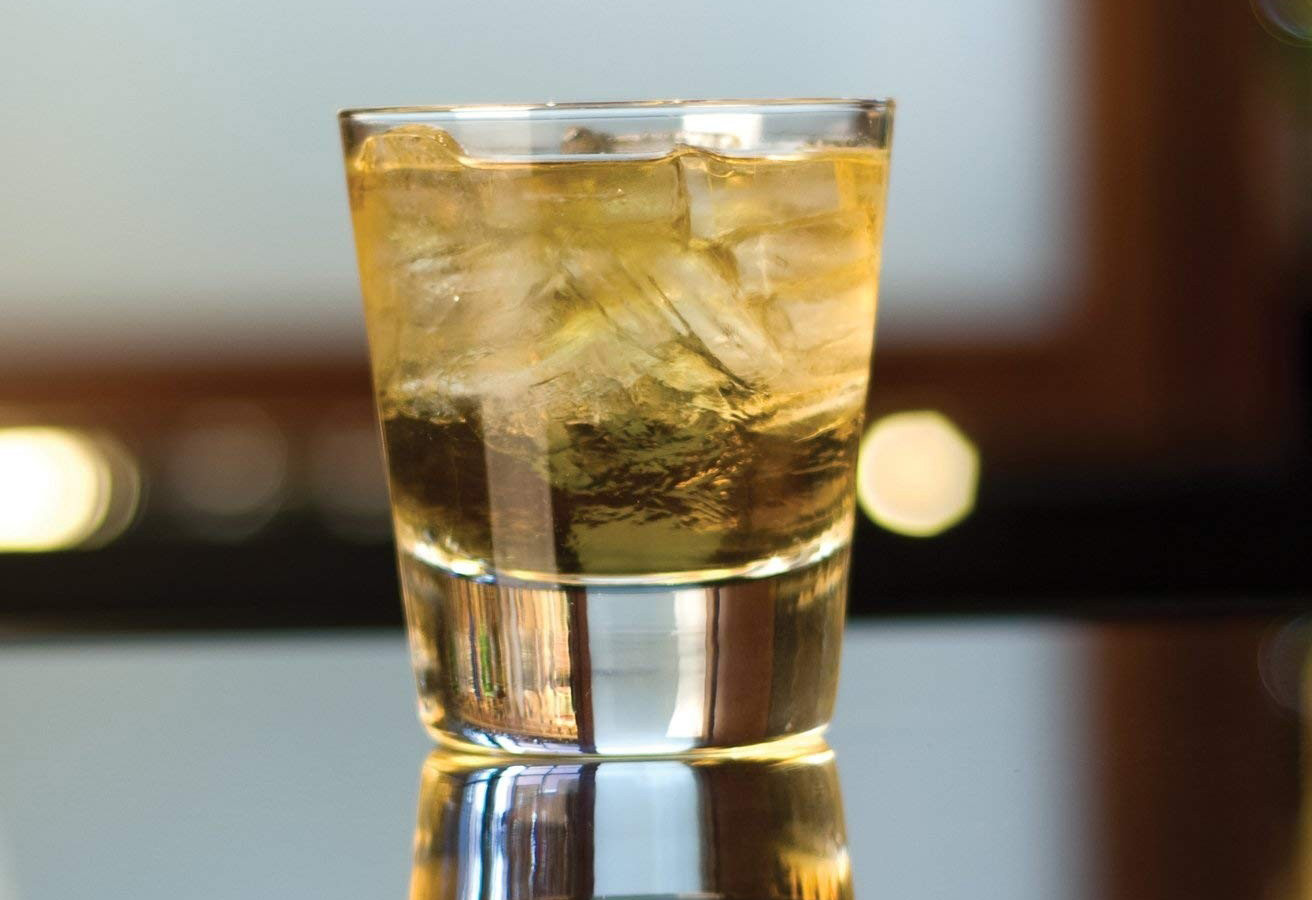 Фото шот стакана