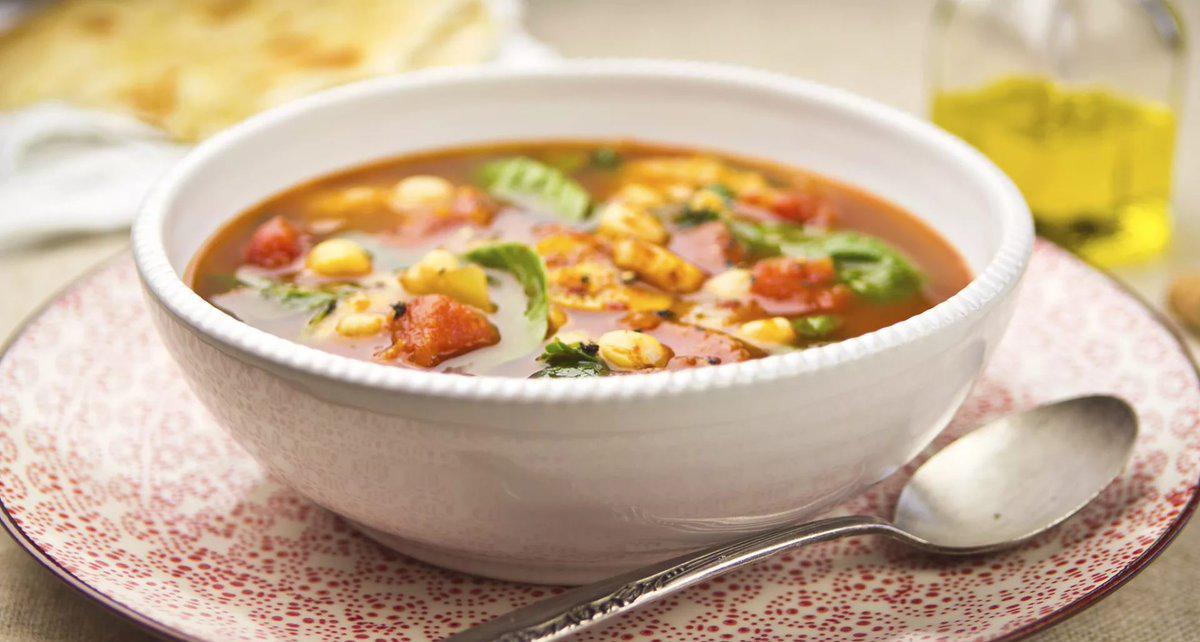 Фото тарелки с супом