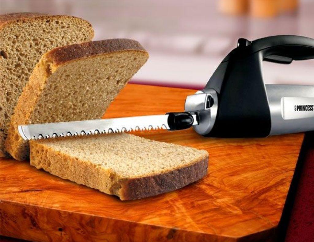 Электронож для хлеба