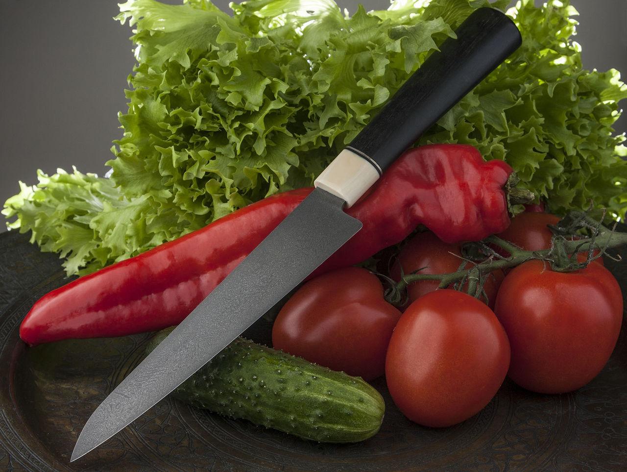 Фото ножа для шинковки