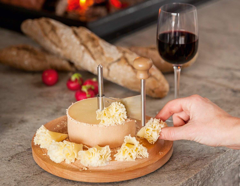 Нож жироль для сыра
