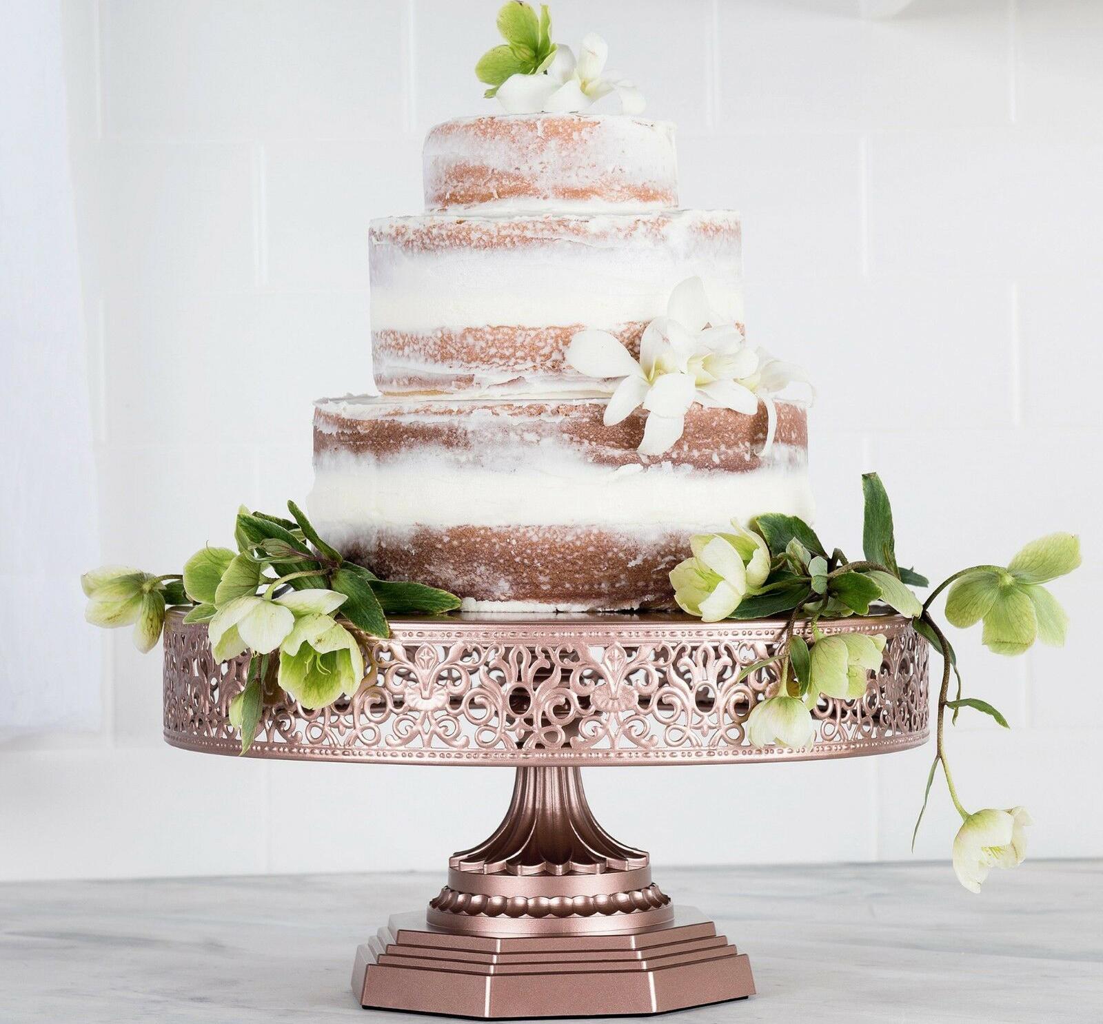 Подставка и торт