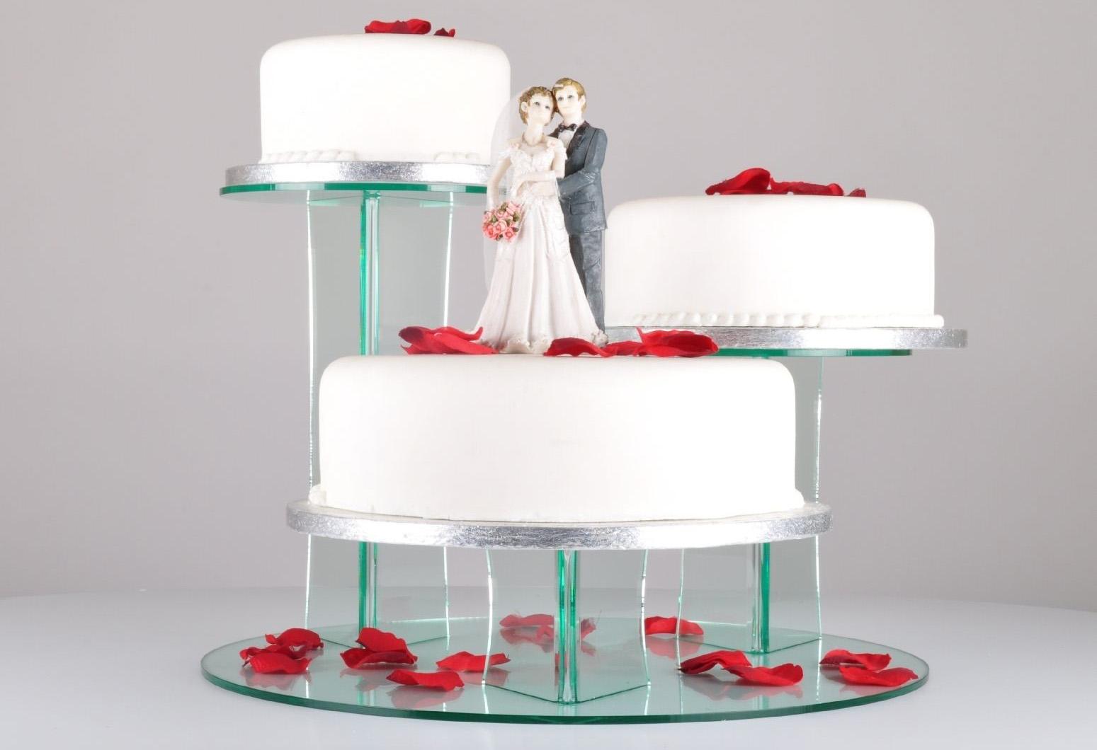 Фото подставки с тортом